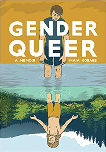 Image result for gender queer a memoir