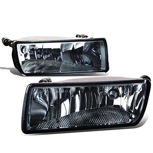 For Ford Explorer/Mercury Mountaineer Pair of Bumper Driving Fog Lights (Smoke Lens)