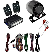 Scytek Astra A20 Car Alarm Security System with Keyless Entry & Two 5-button Remotes