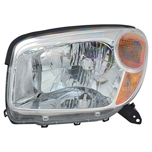 Headlight Headlamp Driver Side Left LH for 04-05 Toyota Rav4 - Driver Toyota Rav4 Headlight