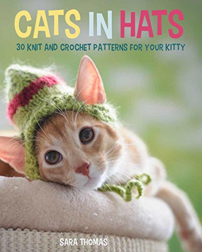 Cats in Hats: 30 Knit and Crochet Hat Patterns for Your - Hat Running With A