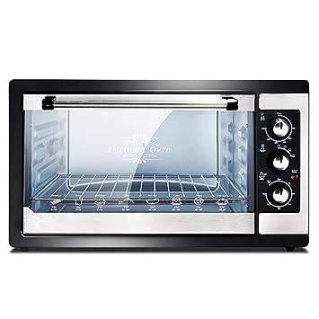 Freshvine 38L Mini Ovens Black para Pastel, Pizza, Alitas De ...