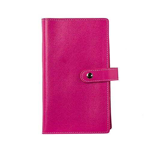 Tenn Well Business Card Books, Luxury Soft PU Leather Business Card Holders for 240 Business Card, Credit Card, ID Card - Credit Inches Of In Size Card