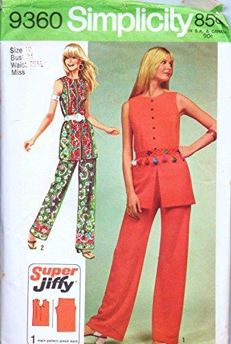 1970s Hip Hugger - 7