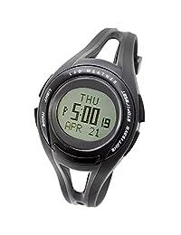 [LAD WEATHER] Running watch average/minimum/target speed/distance/100 laps/ calorie/Chronograph Luminous Stopwatch Alarm Wrist watches