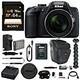 Nikon Coolpix B700 Digital Camera with 64GB and Accessory Kit