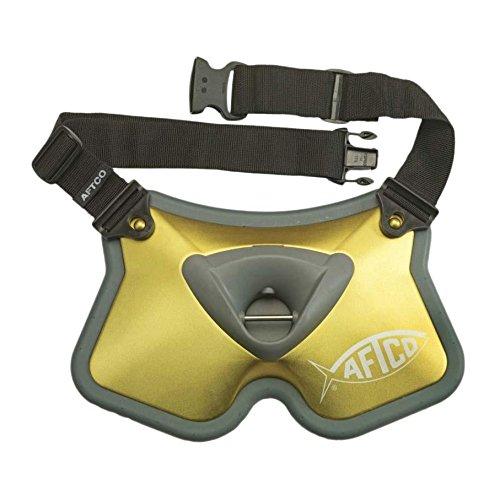 AFTCO BELT2GLD Socorro FightingBelt (50-80-Pound) ()