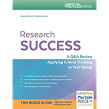 Research Success A Q&A Review Applying Critical Thinking to Test Taking (Q&a Success)