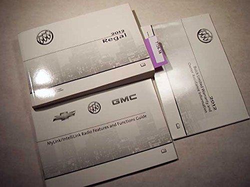 Buick Regal Owners Manual - 1