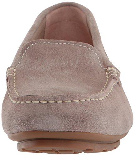 Blondo Women's Dale Waterproof Driving Style Loafer Mushroom Suede cheap sale view ADNsvgj