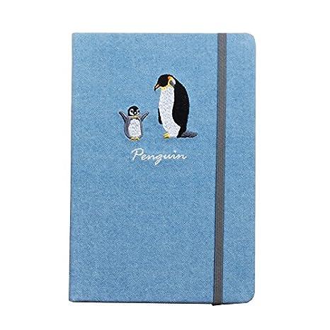 Amazon.com: Cute bordado planificador sin fecha cuaderno ...