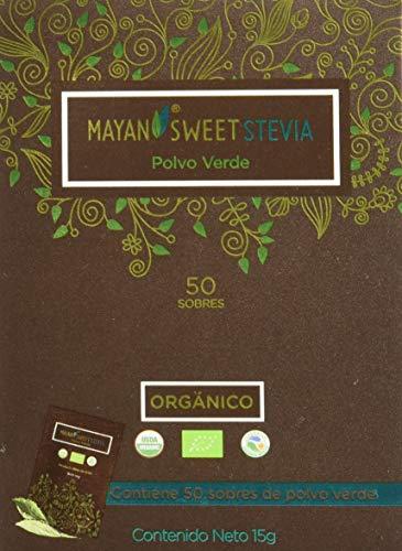green stevia 50 Sachets -