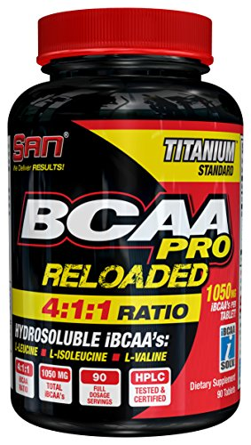 BCAA Reloaded 4:1:1, (SAN)