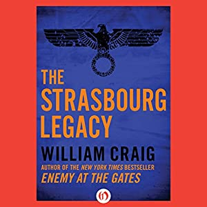 The Strasbourg Legacy  Audiobook