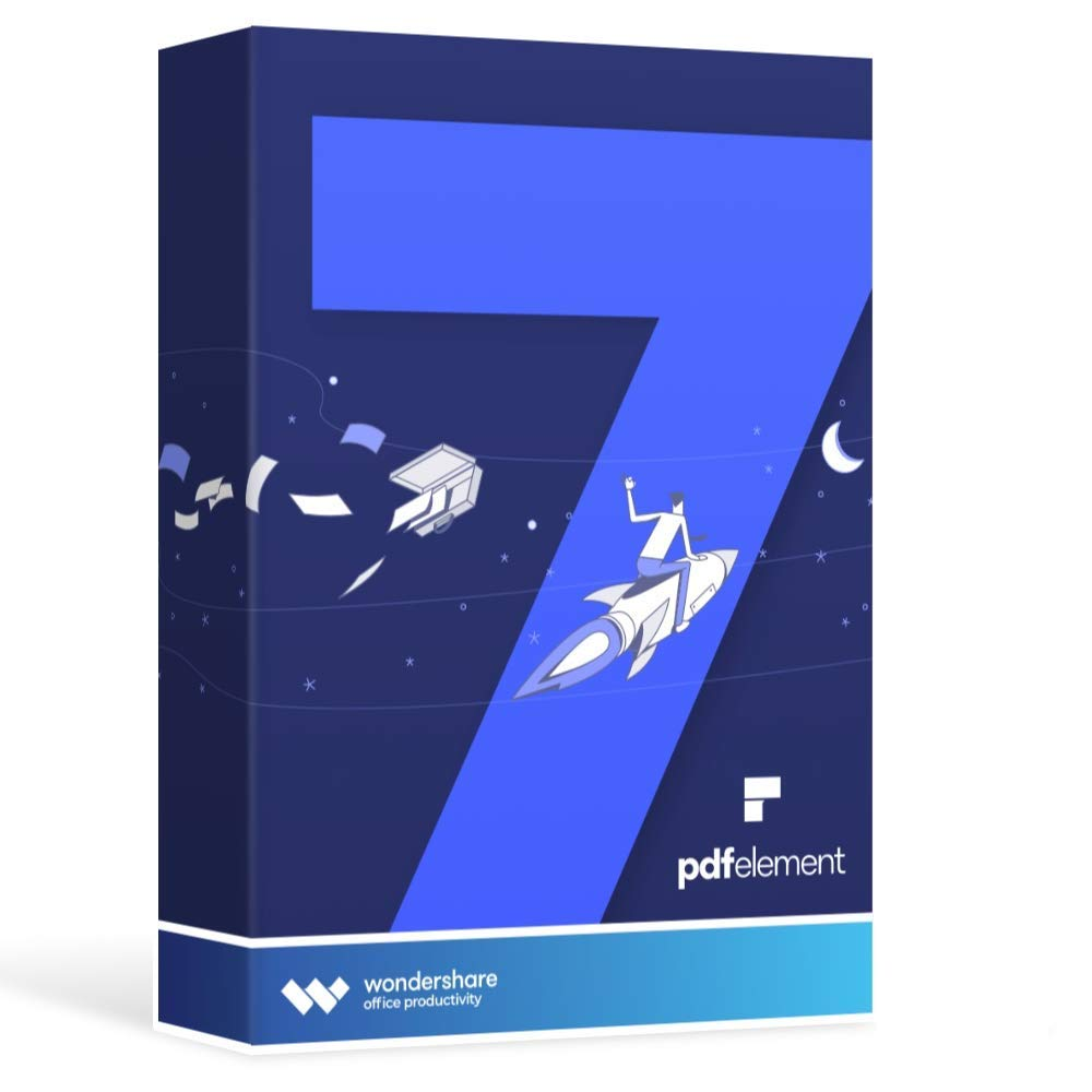 PDFelement 7 Pro for Windows [PC Online code] by Wondershare Software LLC