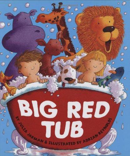 Big Red Tub (Big Red Bath)
