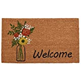 """Calloway Mills 103381729 Summer Bouquet Doormat, 17"""" x 29"""", Multicolor"""
