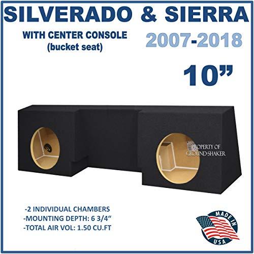 Fits Chevy Silverado & Gmc Sierra Regular-Cab 2007-2017 10