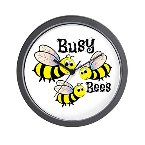 Busy Bee Clock - 9