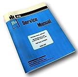 International Farmall Bd-220 Bd-264 Gas Engine Service Repair Manual Ih Lpg Lp