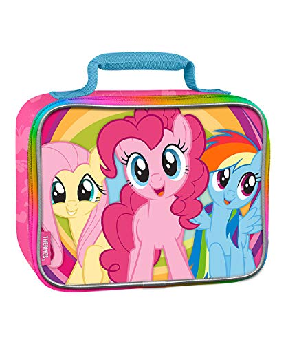 Thermos Novelty Soft Lunch Kits (My Little Pony/Glitter)