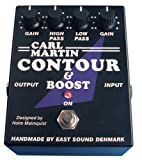Carl Martin Contour and Boost Effects Pedal