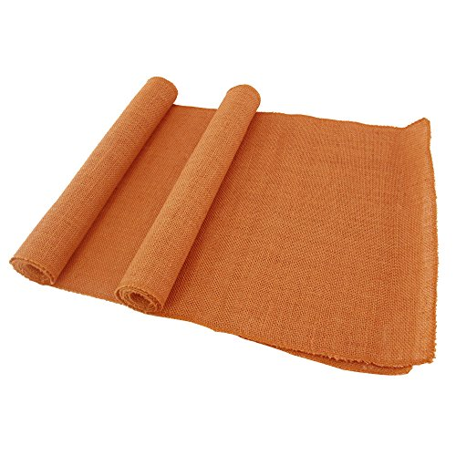 BambooMN - Burlap Table Runner 16