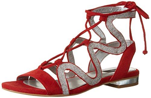 Steffen Schraut 260 3rd Avenue - Sandalias Mujer Rot (Red)