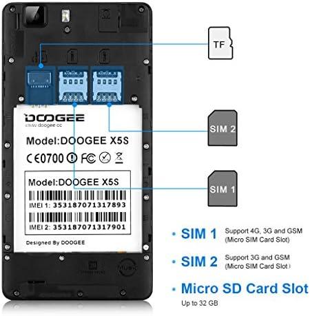 Doogee X5 S 4G LTE - 5