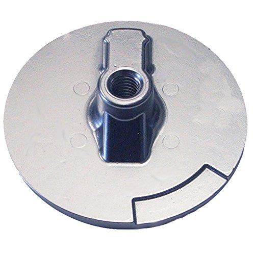 Tecnoseal Trim Plate Anode Zinc Flat Merc Alpha 1 Gen 2