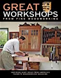 Great Workshops from Fine Woodworking, Editors of Fine Woodworking, 1561589497