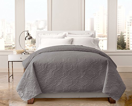 Great Features Of Regal Home Collections English Manor Lacey Pinsonic Quilt (Full/Queen) - Assorted ...