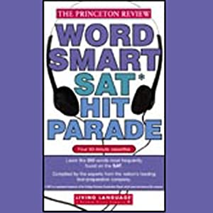 Word Smart SAT Hit Parade Audiobook