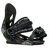 M3 Helix Jr Snowboard Bindings