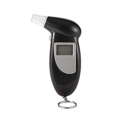 Probador digital del alcohol, analizador de la respiración del detector con semi-conductor de