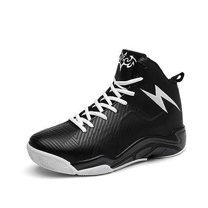 cdc51452f3b9e Amazon.com: YaXuan 2019 Men's Basketball Shoes Outdoor Sneakers ...