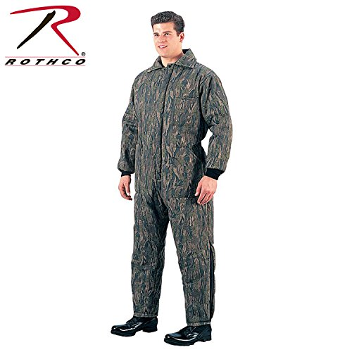 Rothco Insulated Coverall, Smokey Branch, X-Large