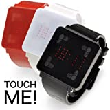 BANDITバンディット腕時計/タッチミー/メンズレディースLEDウォッチ