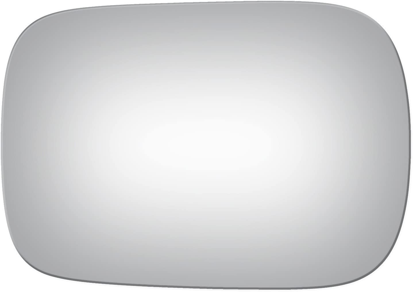 Heated Door Mirror Glass and Backing Plate LEFT fits 2001-2003 VOLVO S60 V70