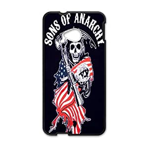 DIY Stylish Printing Sons of Anarchy Cover Custom Case For HTC One M7 MK1K502285