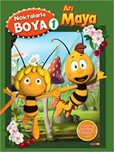 Ari Maya Noktalarla Boya 1 Collective 9786050925227 Amazon Com