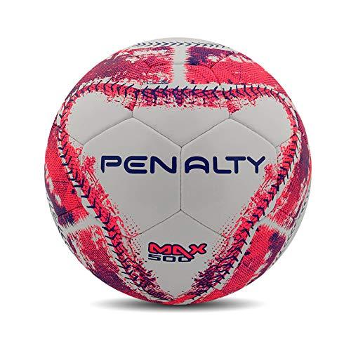Bola Futsal Max Penalty Branco