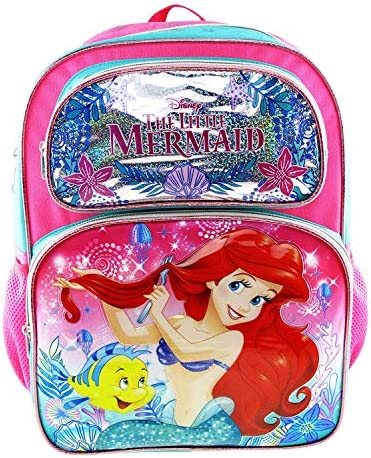 The Little Mermaid 16 Full Size Backpack – Seashore A16505