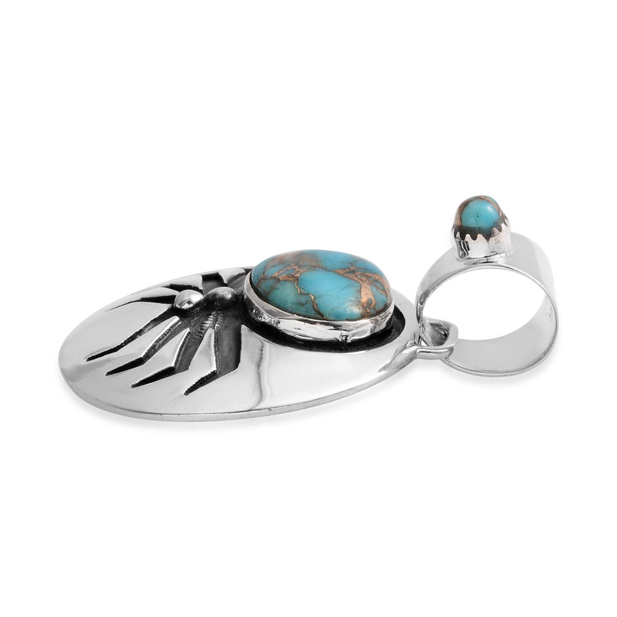 Blue//Multicolor//Spider Sterling Silver Turquoise Dangle Drop Earrings Pendant Southwest Jewelry for Women