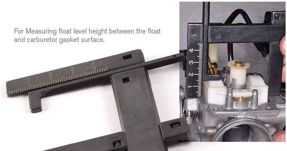 Motorcycle /& Auto Metric Universal Carburetor Float Height Level Gauge Tool