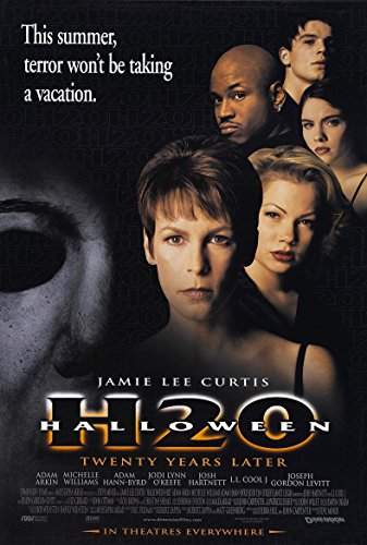 Kirbis Halloween H20 20 Years Later Movie Poster