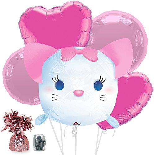 Tsum Tsum Marie Cat Balloon Bouquet (Aristocat Marie Costume)