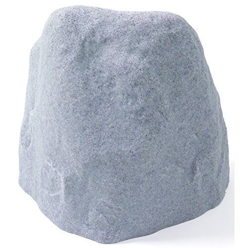 Emsco Group Landscape Rock - Natural Granite Appearance - Small - Lightweight - Easy to Install