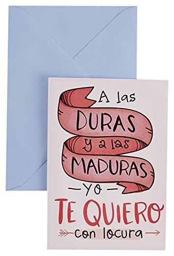 Pedrita Parker 00056 - Tarjeta de felicitación A6, 10.5 x 14.8 cm