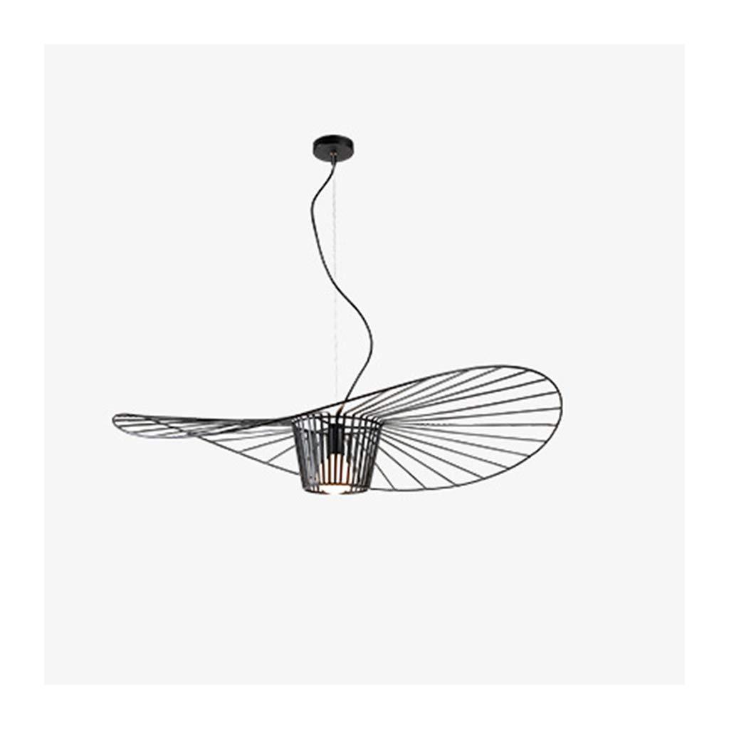 Chandelier,Post-modern LED Novelty Chandelier Loft Iron Fixtures Decoliving (Size : A)